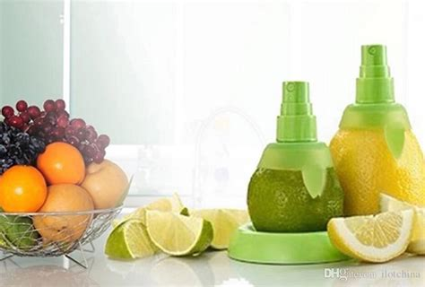 Lemon Juice Sprayer ilot fresh fruit vegetable lemon juice sprayer