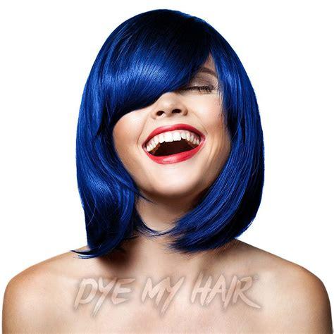 dark blue hair dye permanent dark blue hair diy hairstyles