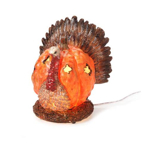 thanksgiving figures thanksgiving turkey figure decor poly 8 quot
