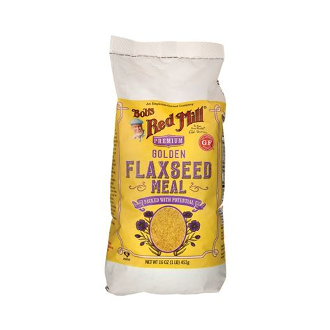 Golden Flaxseed 500 Gr golden flaxseed meal 16 oz 453 grams pkg