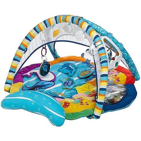 Baby Einstein Tummy Time Mat by Family Newborn Activity Gyms