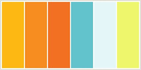 orange color schemes colorcombo272 colorcombos color palettes color