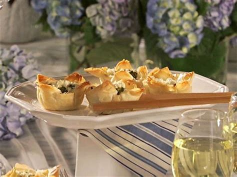 spinach souffle ina garten spinach souffle phyllo cups food network