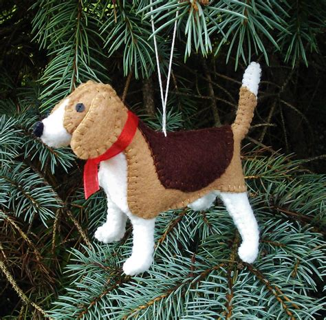 dog christmas tree ornaments dog breeds picture