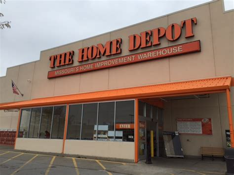 the home depot kansas city mo company information