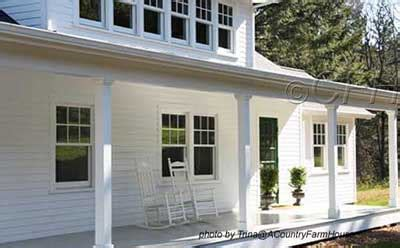 Country Farmhouse Floor Plans The Country Porch Old Country Porch Wrap Around Porch