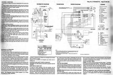 trane xe90 parts diagram trane wiring diagram efcaviation