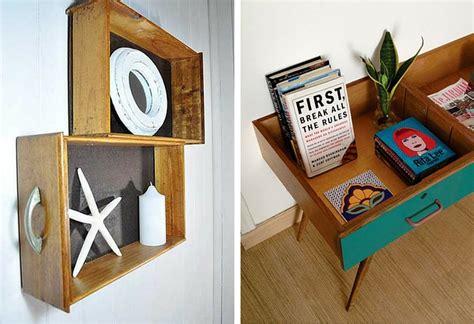 reciclar muebles ideas reciclar ideas affordable reciclar muebles cajones with