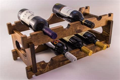 Handmade Wooden Wine Racks - diy wine rack wood free pdf woodworking diy wine
