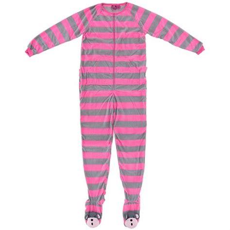 Piyama Bergambar Doraemon Stripes Pink footed pajamas images