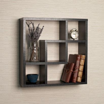 square shelves wall geometric square wall shelf