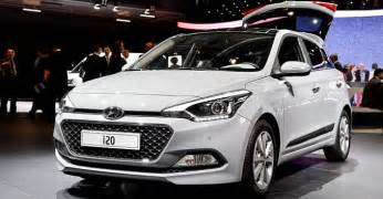 new hundai car new hyundai i20 s high performance model in the works