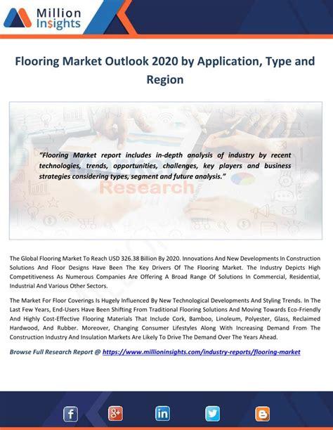 ppt flooring market technological advancements