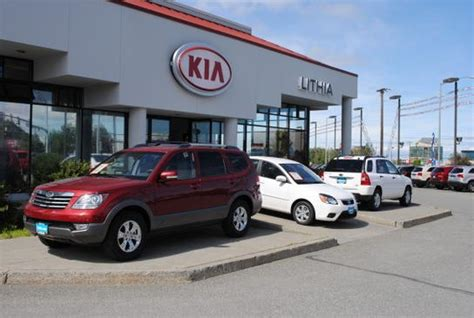 Lithia Kia Lithia Kia Of Anchorage Anchorage Ak 99503 Car