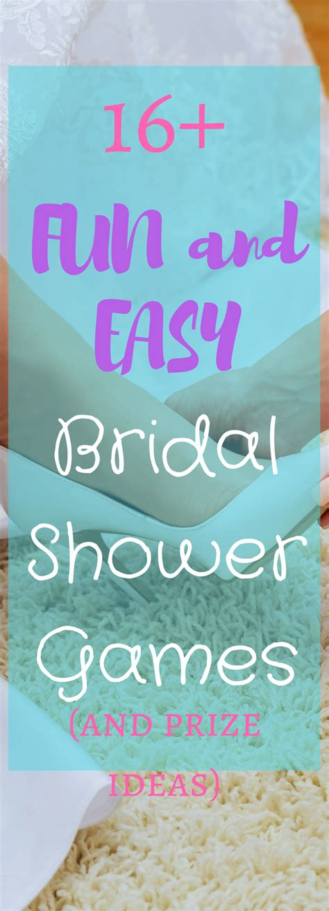 easy bridal shower for large groups non cheesy and easy bridal shower