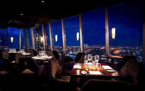 Aqua Shard Dining Room by S Top 5 Restaurants With A View And Leander