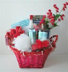 Valentine Baskets Valentine Gift Baskets Ideas Inspirationseek Com