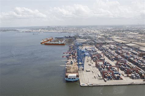 millions for state house upgrade port project economics ivory coast starts usd 962 million port abidjan upgrade