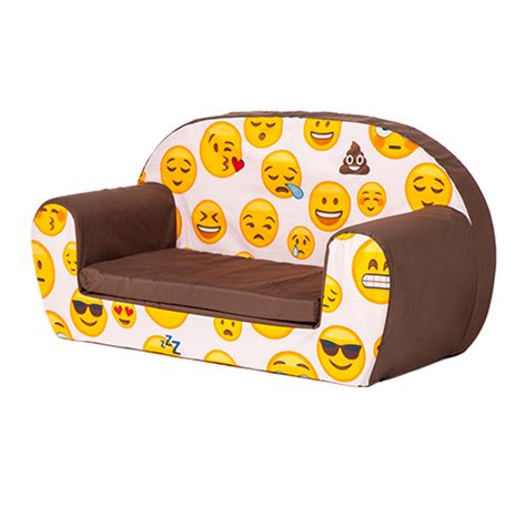 couch emoji emoji girl design children s bedding bedroom furniture