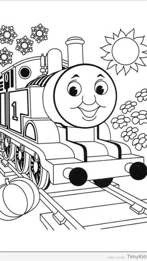 thomas coloring page pdf thomas the train coloring pages pdf timykids