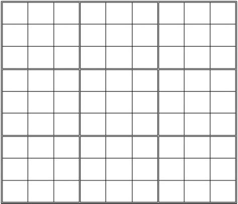 printable sudoku graphs printable blank sudoku grid