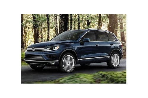 best touareg lease deals