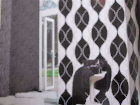wallpaper dinding minimalis hitam putih model rumah minimalis sederhana contoh gambar wallpaper