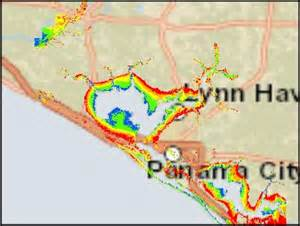 geographical information systems bay county florida