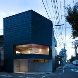 urban home by modern japanese architects modern house designs