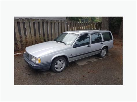 1990 volvo 740 turbo wagon year end sale west shore
