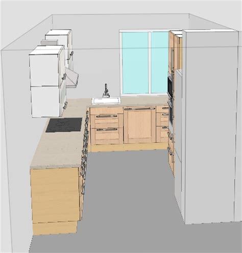 kleine schmale küche einrichten k 252 che schmale offene k 252 che schmale offene schmale