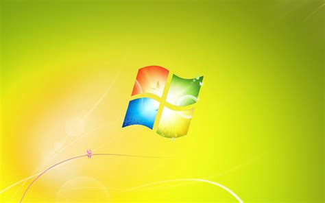 wallpaper windows original windows 7 default wallpaper yellow version by dominichulme