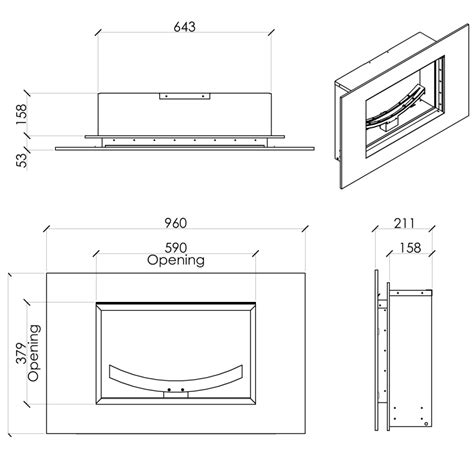 Dimensions Of Fireplace by Fireplace Modern Fireplace Dimensions Blade 64061