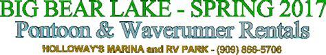 big bear lake boat and jet ski rentals big bear lake ca big bear boat and jet ski rentals lake activities water