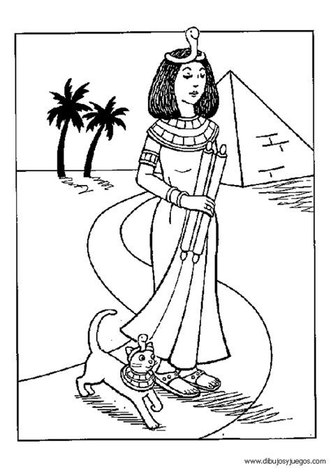 imagenes de esfinges egipcias para dibujar dibujos de egipto 029 dibujos y juegos para pintar y