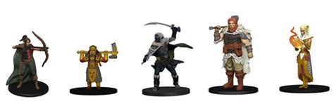 d d figures wizkids to produce new dungeons dragons miniatures the