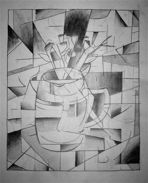 how to draw cubism how to draw cubism