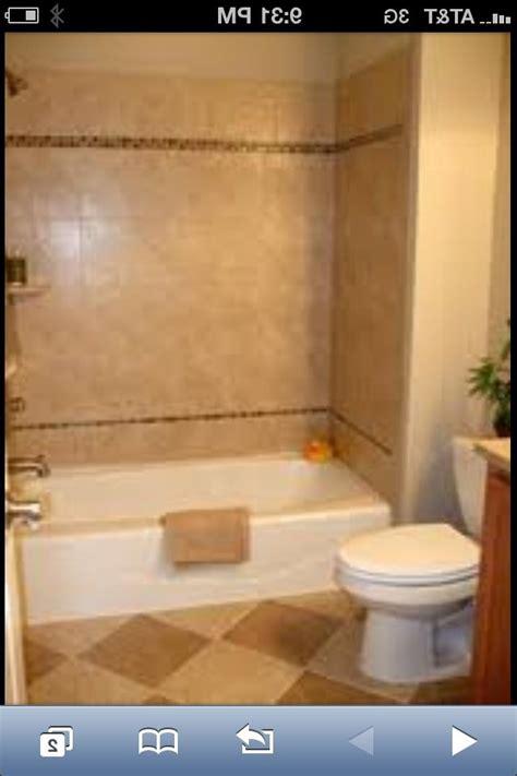 Tile tub surround shower tiles pinterest source