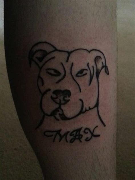 tattoo fail dog 10 of the worst dog tattoos that people may regret someday