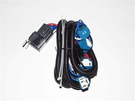 h4 and play wiring harness with relays wiring diagram