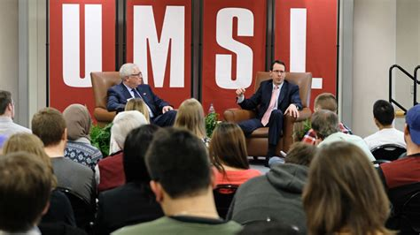 Umsl Mba Program Ranking by College Of Business Administration