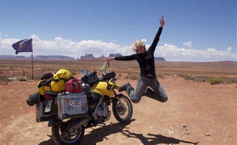 Wie Viele Motorradfahrer Gibt Es In Sterreich by Als Frau Mit Dem Motorrad Verreisen Traveling Rider