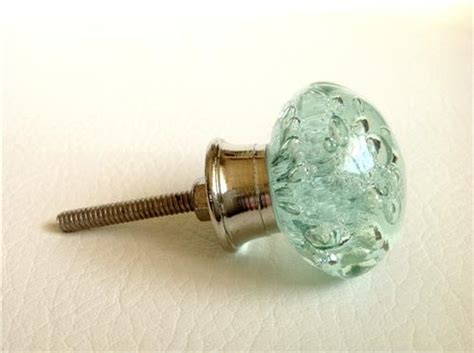 small decorative drawer pulls mint green sea glass bubble cabinet knobs dresser drawer