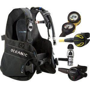 oceanic dive gear oceanic scuba diving gear equipment package bcd computer