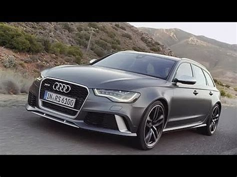 Audi R8 Kombi audi rs 6 avant mega kombi mit 560 ps