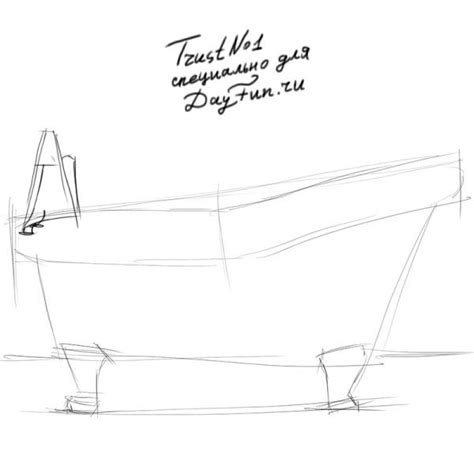 bathtub outline bathtub outline drawing