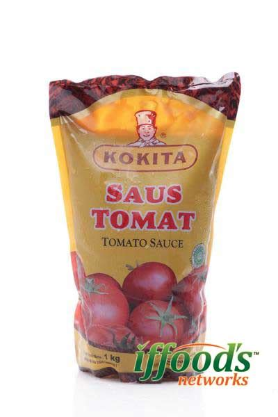 Saus Delmonte Cabe Tomat saus sambal tomat supplier bahan baku kebab terlengkap