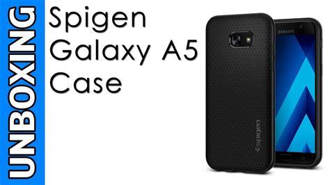 Hardcase Spigen Samsung A5 spigen samsung galaxy a5 liquid air unboxing