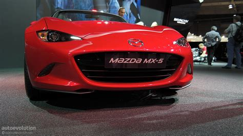 where is mazda made mazda mx 5 miata makes european debut at paris 2014