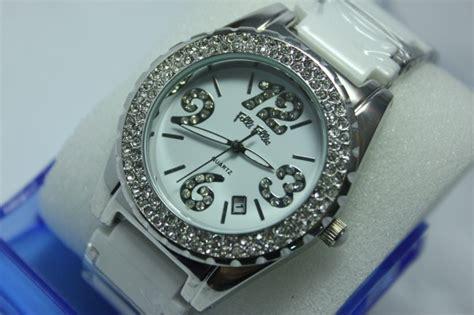 jam tangan folli follie keramik harga murah jam tangan